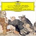 プロコフィエフ:ピーターと狼|サン=サーンス:動物の謝肉祭