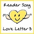Reader Song〜Love Letter3/Pops