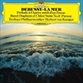 ドビュッシー:交響詩「海」/牧神の午後への前奏曲、ラヴェル:《ダフニスとクロエ》 [SHM-CD]