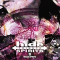 hide TRIBUTE III -Visual SPIRITS-