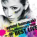 ayumi hamasaki 15th Anniversary TOUR〜A BEST LIVE〜