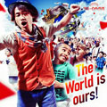 【CDシングル】The World is ours!