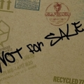 【CDシングル】NOT for SALE