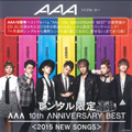 AAA 10th ANNIVERSARY BEST (2枚組 ディスク2)