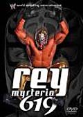 WWE レイ・ミステリオ 619