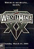 WWE WRESTLEMANIA XX DISC.1