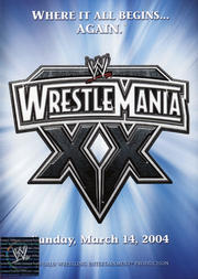 WWE WRESTLEMANIA XX DISC.2