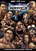 WWE サバイバーシリーズ2004