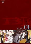 BLOOD+ 01