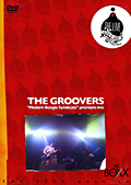 """THE GROOVERS/""""Modern Boogie Syndicate"""" premiere live"""