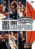 サンアントニオ・スパーズ/2002−2003 NBA CHAMPIONS 特別版