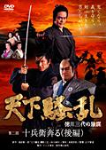 天下騒乱 徳川三代の陰謀 第二部 十兵衛奔る (後編)