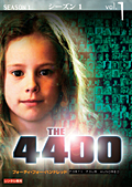 THE 4400 -フォーティ・フォー・ハンドレッド- シーズン1&2セット