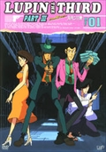 LUPIN THE THIRD PART III Disc 01