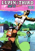 LUPIN THE THIRD PART III Disc 03