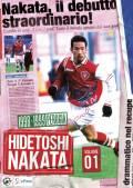 HIDETOSHI NAKATA VOLUME01 1998-1999 PERUGIA