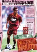 HIDETOSHI NAKATA VOLUME02 1999-2000 PERUGIA & ROMA
