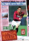 HIDETOSHI NAKATA VOLUME03 2000-2001 ROMA