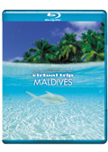 【Blu-ray】virtual trip MALDIVES