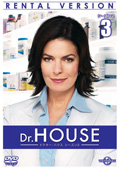 Dr.HOUSE ドクター・ハウス シーズン2 Vol.3
