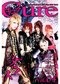 Japanesque Rock Collectionz Aid DVD「Cure」 Vol.4
