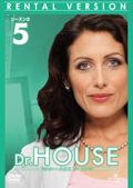 Dr.HOUSE ドクター・ハウス シーズン3 Vol.5