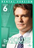 Dr.HOUSE ドクター・ハウス シーズン3 Vol.6
