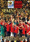 2010 FIFA ワールドカップ 南アフリカ オフィシャルDVD スペイン代表 栄光への軌跡