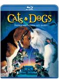 【Blu-ray】キャッツ&ドッグス