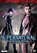 SUPERNATURAL: THE ANIMATION ��ե������ȡ���������䥻�å�