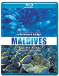 【Blu-ray】virtual trip MALDIVES Diving View