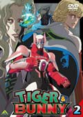 TIGER&BUNNY(タイガー&バニー) 2