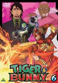 TIGER&BUNNY(タイガー&バニー) 6