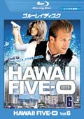 【Blu-ray】Hawaii Five-0 vol.6
