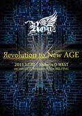 9大都市ワンマンツアーFINAL Royz/Revolution to New AGE 〜2011.12.22 Shibuya O-WEST〜