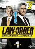 LAW&ORDER/ロー・アンド・オーダー<ニューシリーズ1> vol.2