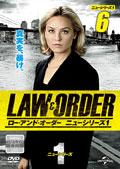 LAW&ORDER/ロー・アンド・オーダー<ニューシリーズ1> vol.6