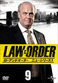 LAW&ORDER/ロー・アンド・オーダー<ニューシリーズ1> vol.9
