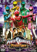 POWER RANGERS MYSTIC FORCE VOL.1