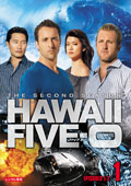 Hawaii Five-0 シーズン2セット