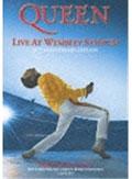クイーン /ライヴ・アット・ウェンブリー・スタジアム 25周年記念スタンダード・エディション (DISC.2)
