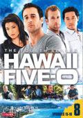 Hawaii Five-0 シーズン4 vol.8