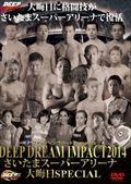 ファイティングロードPresents DEEP DREAM IMPACT 2014 さいたまスーパーアリーナ  大晦日SPECIAL