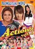 プロレスリングWAVE Action!! vol.4