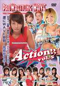 プロレスリングWAVE Action!! vol.5