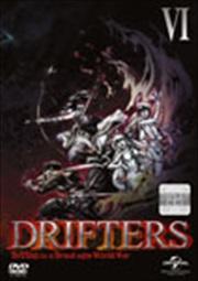 DRIFTERS 第6巻