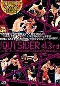 ジ・アウトサイダー 43rd RINGS/THE OUTSIDER〜SPECIAL〜 in 横浜文化体育館
