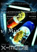 X-MODE Vol.1 ネオ・ジェネティクス
